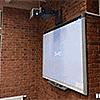 Примеры монтажей экранов и проекторов