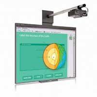 Интерактивная система SMART Technologies на базе интерактивных досок 400 серии