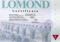 Интерлинк 2010 Lomond