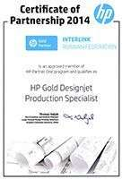 Интерлинк 2014 HP Designjet
