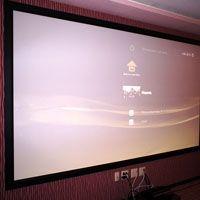 Экран настенный на раме постоянного натяжения Projecta