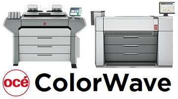 Хочу OCE ColorWave, какой выбрать?