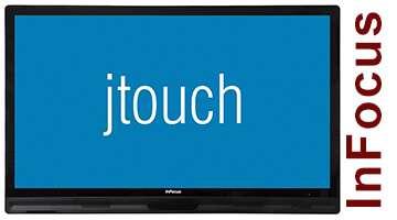 Интерактивный дисплей InFocus JTouch INF6500eAG