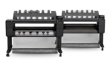 HP Designjet T920, T1500 Видео анонс
