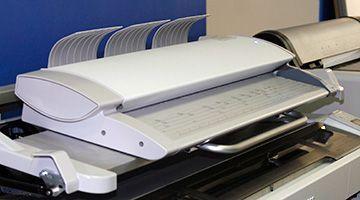 Широкоформатный протяжный сканер EPSON KSC 11A