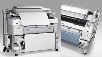 Обновление плоттеров Epson инженерной серии SureColor SC-T