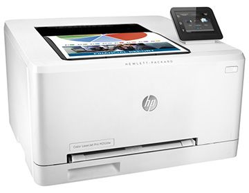 HP Color LaserJet Pto M252dw