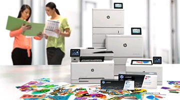 HP Color LaserJet Enterprise M552dn, M553n, M553dn, M552x