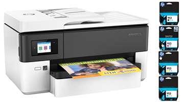 МФУ формата А3 HP OfficeJet Pro 7720