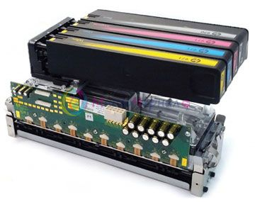 HP Officejet Pro X Inside