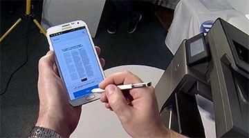 Видео HP OfficeJet Pro X576dw. Настройка полезных функций