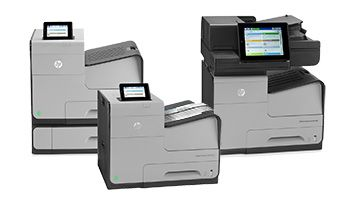 HP Officejet Enterprise Color X585 X555