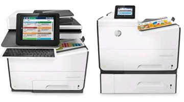 HP PageWide Enterprise Color