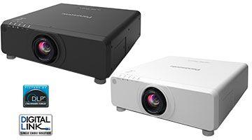 Новая линейка проекторов Panasonic серии PT-DZ780
