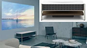 Короткофокусный 4K проектор SONY LSPX-A1 4K UST