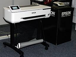 """Epson SureColor SC-T3100, T3100N. Вид спереди слева"""""""
