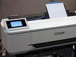 """Epson SureColor SC-T3100, T3100N. Автоматический лоток поднят"""""""