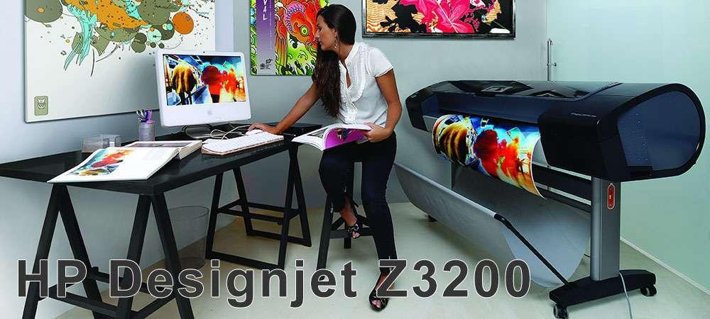 Плоттер HP DesignJet Z3200