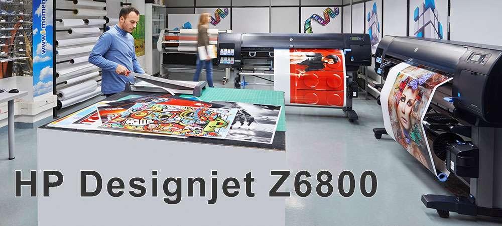 Плоттер HP DesignJet Z6800