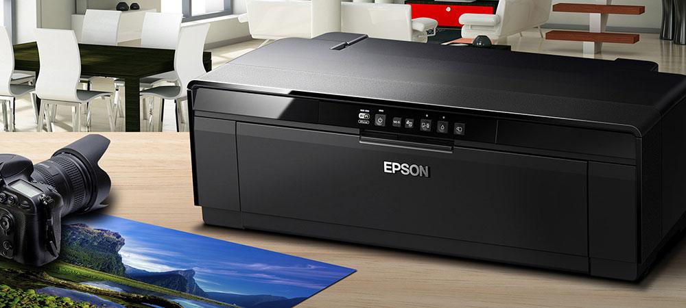 Струйный принтер Epson, фото Фабрика печати