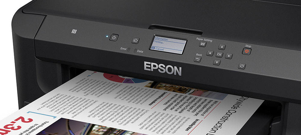 Струйный принтер Epson WorkForce