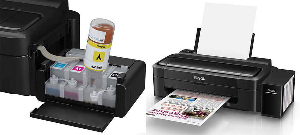 Струйный принтер Epson, цветная Фабрика печати