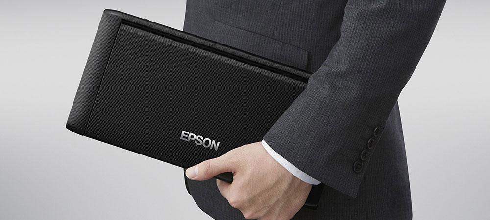 Струйный мобильный принтер Epson