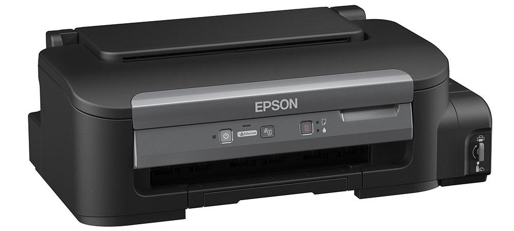 Струйный принтер Epson, монохромная Фабрика печати