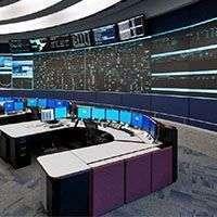 Проектор для ситуационных и ресурсных центров