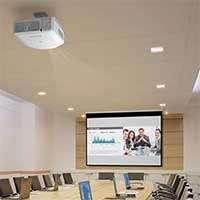 Проекторы Epson для инсталляций в сфере бизнеса