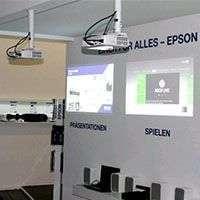 Epson проекторы для бизнеса универсальные