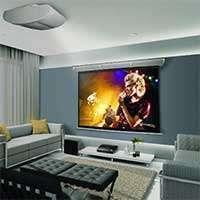 Проекторы Epson HD Ready для домашнего кинотеатра