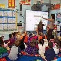 Проектор для детского центра