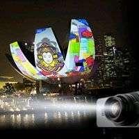 Panasonic проекторы для больших помещений