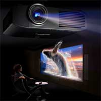 Проекторы Panasonic для домашнего кинотеатра