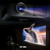 Panasonic проекторы для домашних кинотеатров