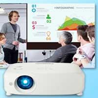 Портативные проекторы Panasonic