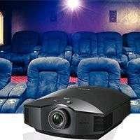 Sony проекторы для домашних кинотеатров