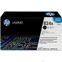 HP CB384A Фотобарабан 824A черный Image Drum для Color LaserJet CP6015, CM6030, CM6040 Black 23K