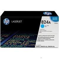 HP CB385A Фотобарабан 824A синий Image Drum для Color LaserJet CP6015, CM6030, CM6040 Cyan 35K