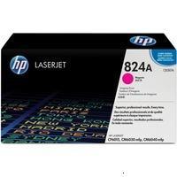 HP CB387A Фотобарабан 824A пурпурный Image Drum для Color LaserJet CP6015, CM6030, CM6040 Magenta 35K