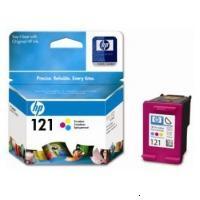 Картридж HP CC643HE (№ 121) цветной  DJ D2563 F4200