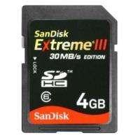 SanDisk SDSDX3-004G-E31