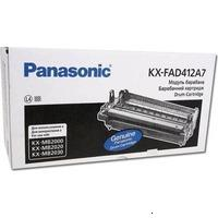 Panasonic KX-FAD412A Фотобарабан черный Photoconductor Drum для KX-MB2000,2010,2020,2030 Black 6K