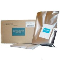 Xerox 675K17960 Девелопер синий Developer для DocuColor 240, 242, 250, 252, WCP 65, 50 Cyan 80К