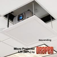 Draper Micro Projector Lift (16000381)
