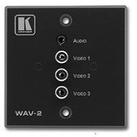 Kramer Electronics WAV-2/EUK(W) (85-759499)