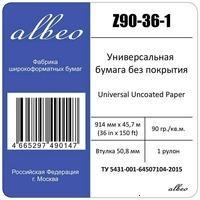 Albeo Z90-36-1