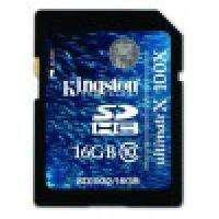 Kingston SD10G2/16GB