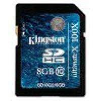 Kingston SD10G2/8GB